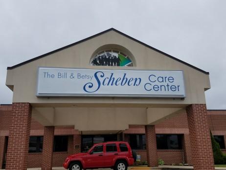 The Bill & Betsy Scheben Center